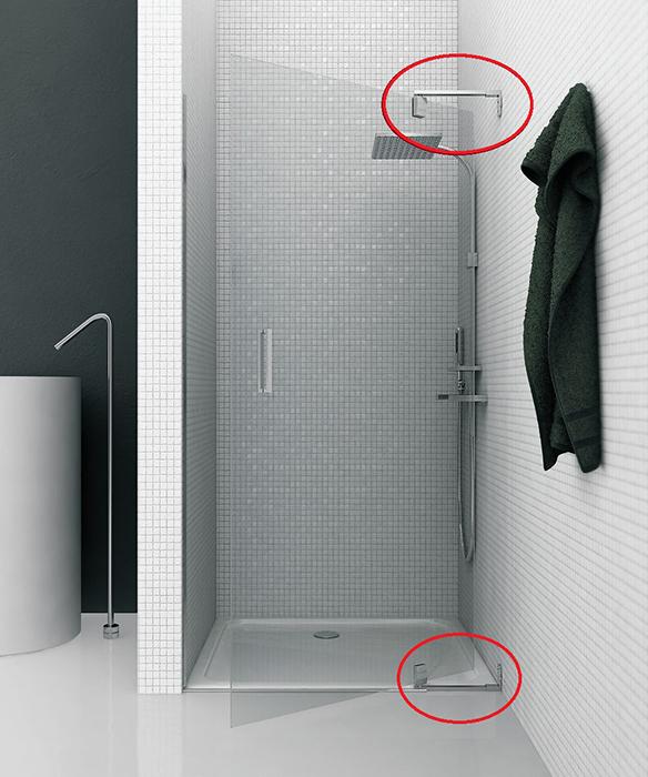 Nuova cristalvetri vetreria a barletta dal 1960 box doccia - Doccia design moderno ...