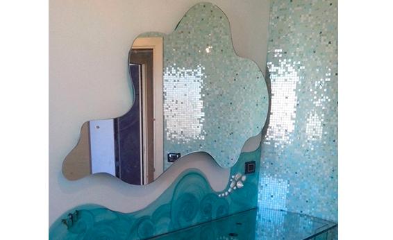 nuova cristalvetri - vetreria a barletta dal 1960 - specchi - Arredo Bagno Barletta