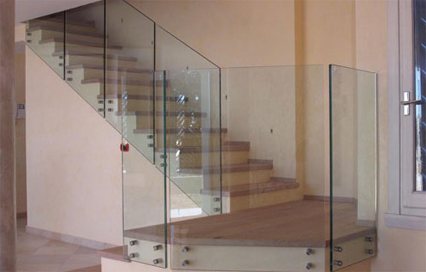 Nuova cristalvetri vetreria a barletta dal 1960 for Vetrate per interni