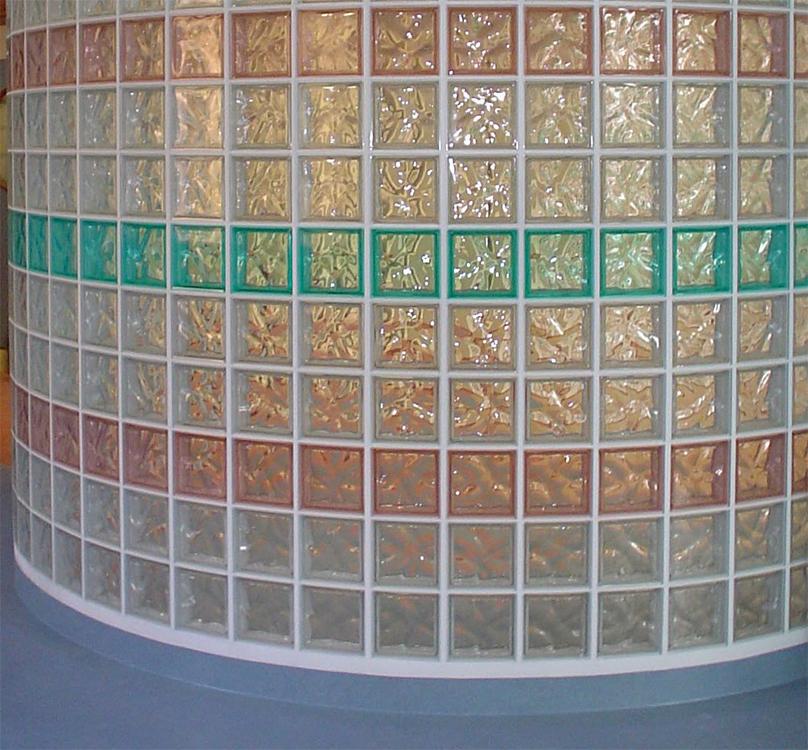 pareti divisorie in vetromattoni : Mattoni di Vetro Vetrocemento Vetromattoni Corato, Terlizzi, Bisceglie ...