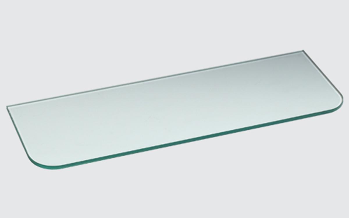 Copri colonna bagno con tendina for Mensole ikea vetro