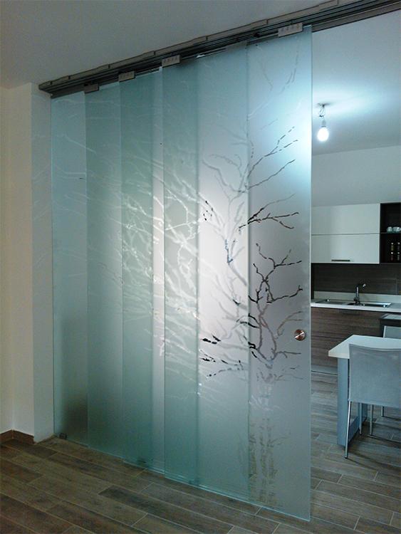 Pareti Divisorie Mobili Su Ruote : Pannelli divisori mobili pareti divisorie glass with