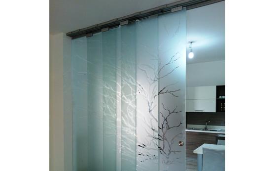 Nuova cristalvetri vetreria a barletta dal 1960 pareti - Pareti mobili scorrevoli ...