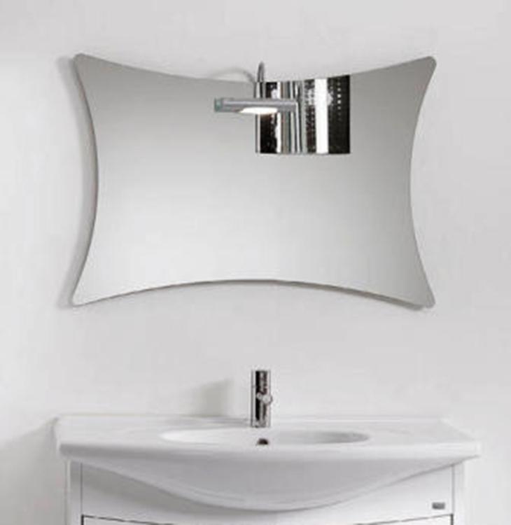 Nuova cristalvetri vetreria a barletta dal 1960 specchi - Specchi da bagno con contenitore ...