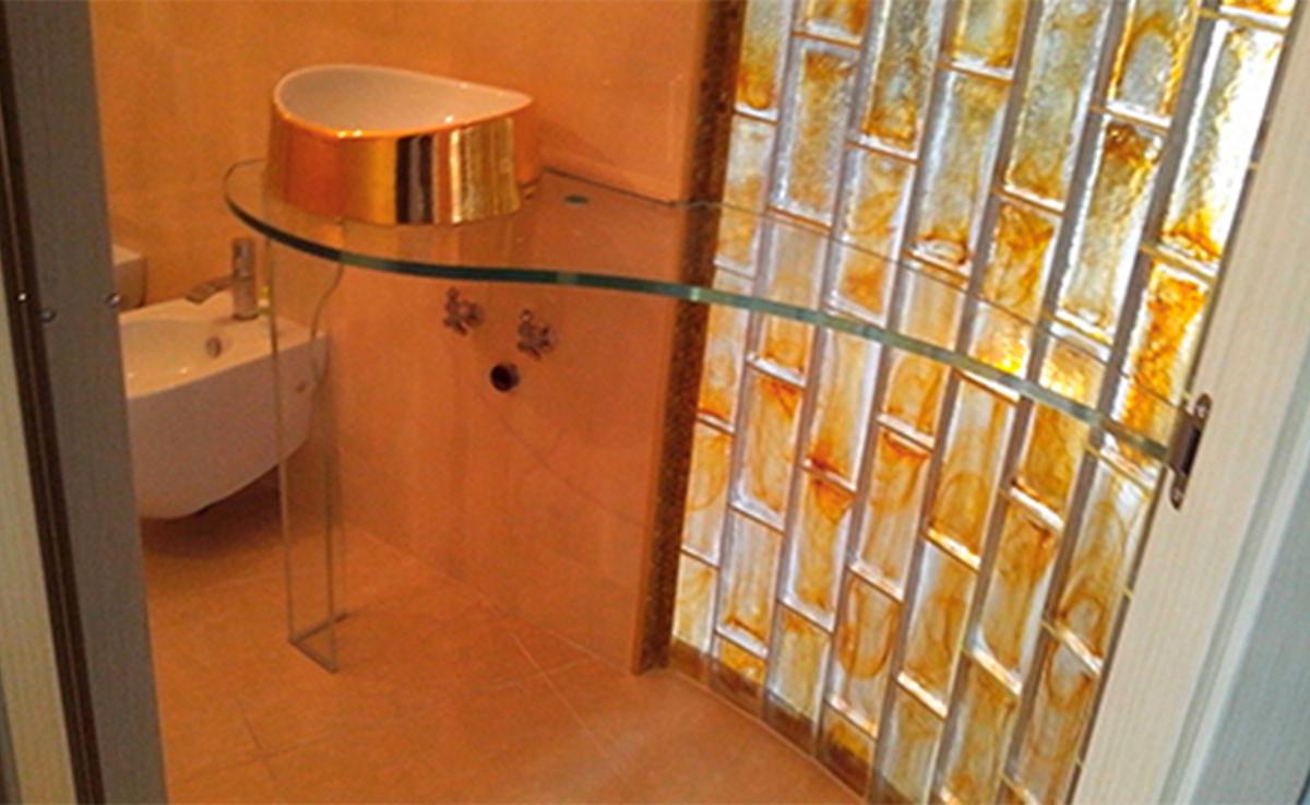 Camere da letto complete mondo convenienza - Lavandino bagno vetro ...